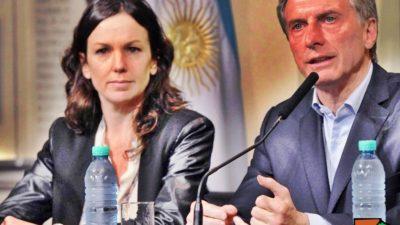 Insólito: La ministra de desarrollo social Stanley es la que más incrementó su patrimonio en la gestión de Macri