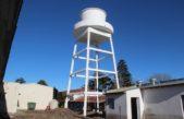 Lobería / Invierten 1 millón de pesos en el mejoramiento de la provisión de agua en el hospital municipal