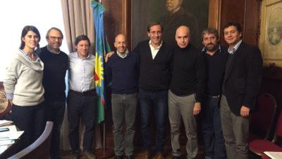 La Plata fue sede del Encuentro Nacional de Intendentes de Cambiemos y Garro propuso crear el ente de las tres P