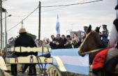 La Plata / La comunidad de M. Romero festejó sus 133 años
