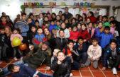 """La Plata / Más de 85 chicos participaron de la jornada """"Juguemos en el Parque"""""""
