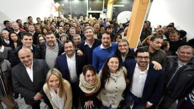 """Cambiemos inauguró local en Gonnet: """"Estamos convencidos de que son una mayoría los que apuestan por el cambio"""""""