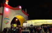 La Plata / Garro recibió en la República de los Niños el Avión que protagonizó la historia Argentina