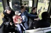 La Plata / Ya funciona el nuevo tren en la República de los Niños