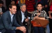 "La vice presidenta Michetti estuvo en La Plata y presentó un ""Punto Digital"" junto a Garro"