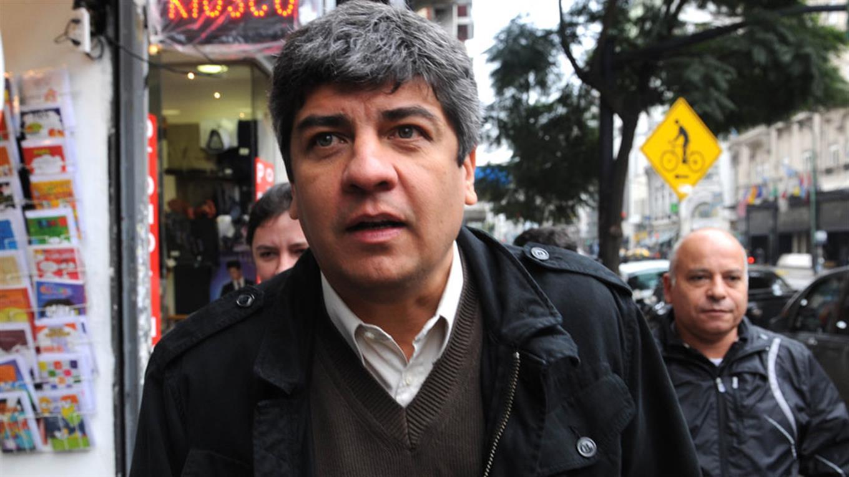 Pablo Moyano quiere una CGT más combativa y con una conducción única