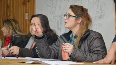 Municipales de Punta Alta en pié de guerra contra la tercerización del Sistema de Barrido