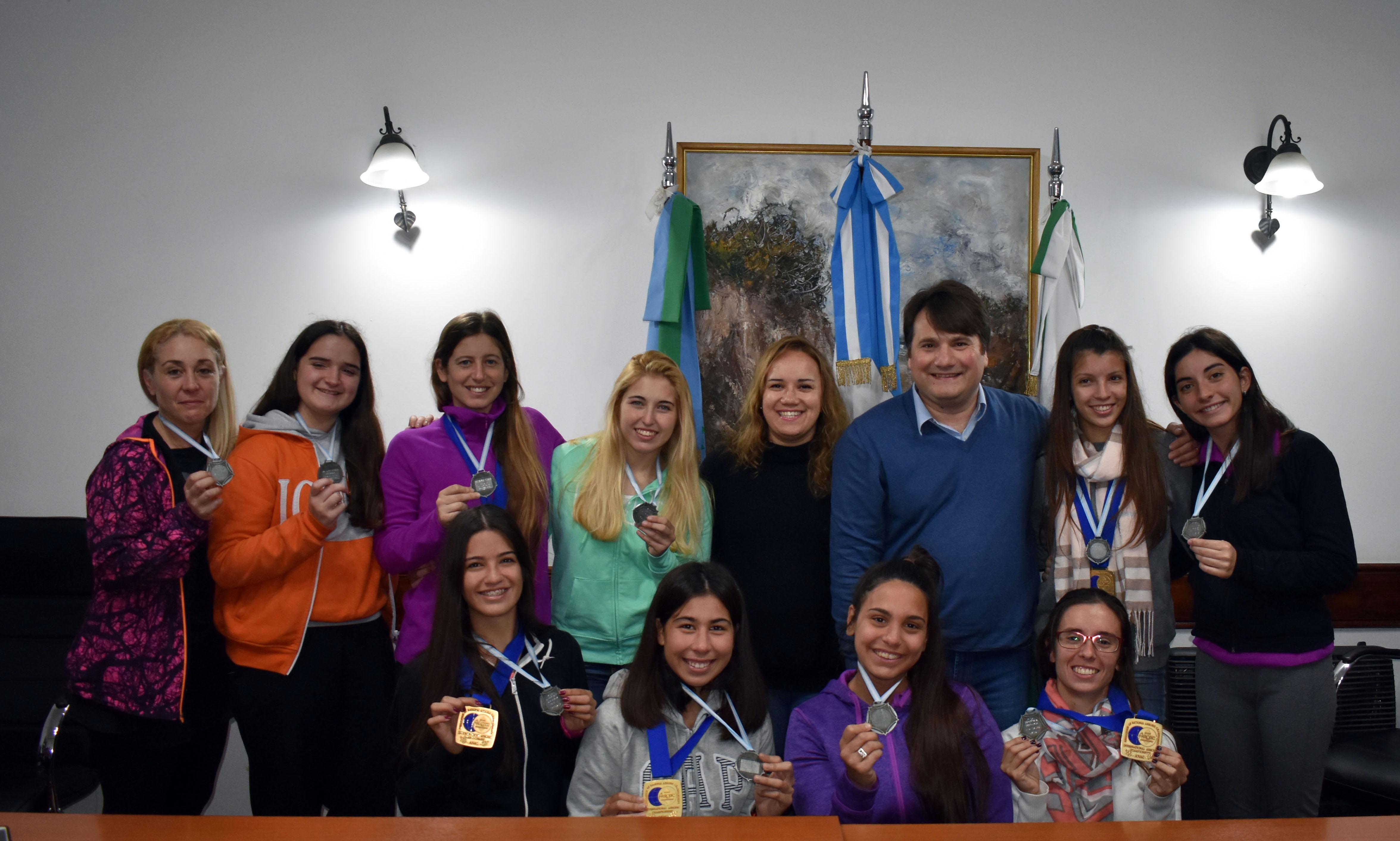 La provincia tiene nuevas campeonas mundiales de aerobics ¡conocélas!