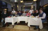 Vidal desayunó con los candidatos antes de ir a votar