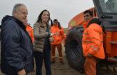 """Vidal anunció la segunda calzada en la Ruta 11 y 56 """"es la obra de infraestructura en rutas más importante de la provincia"""""""