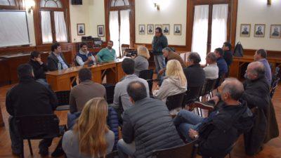 """El ministro de Agroindustria provincial visitó Bragado y Nueve de Julio """"El gobierno de Vidal habla con la verdad"""""""