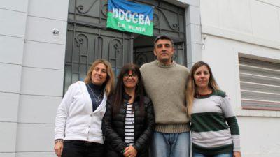 Udocba adquiere la sede propia en La Plata