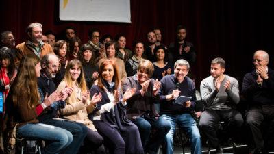 CFK se volvió a mostrar con Científicos en una Universidad del Conurbano