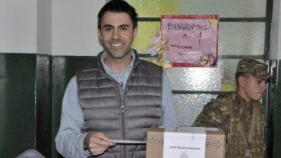 """El candidato a senador de Cambiemos, Juan Fiorini expresó """"Junín es uno de los distritos con menos inseguridad de la provincia"""""""