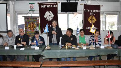 Chivilcoy / Primera Convención del Consejo del Club Leo