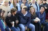 """Massa durísimo con Macri: """"es una vergüenza pagar impuestos por ir al supermercado"""""""