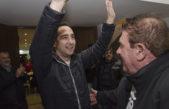 Morón / Tagliaferro recibió un fuerte respaldo a su gestión