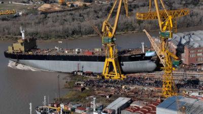 Con el Astillero acéfalo y sin inversiones los trabajadores piden reunión con Vidal