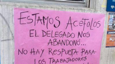 La Plata |Denuncian maltrato laboral en la Delegación Villa Elisa