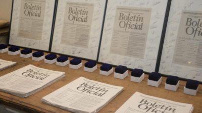 Un cambio de era: Provincia deja de imprimir el Boletín Oficial y lo digitaliza