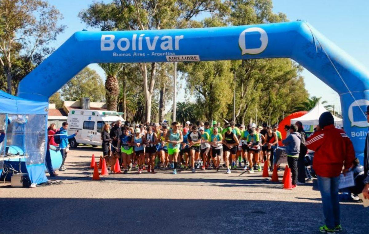 Se corrió la tercera edición de la Ultramaratón de Bolívar 100 K