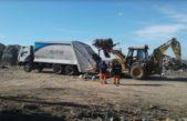 Comenzó el cierre y saneamiento del basural a cielo abierto de Cañuelas