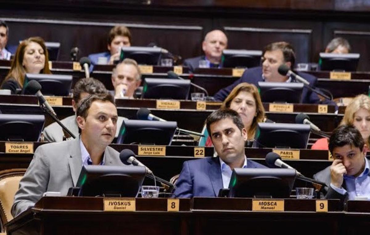 """""""Todos estamos preocupados por Santiago"""", dijeron los diputados bonaerense de Cambiemos"""