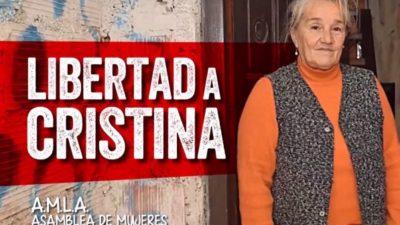 Reclaman la libertad de una mujer azuleña que mató a su marido después de sufrir violencia por 40 años