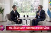 """Macri: """"Pobreza Cero es una tendencia"""""""