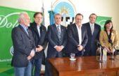 El ministro de Turismo de la Nación expresó su apoyo al Parque Termal de Dolores