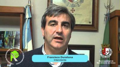 """S. A de Areco / Para el intendente si Cristina saca más de 5 puntos de ventaja, será """"difícil de revertir"""" para Cambiemos"""