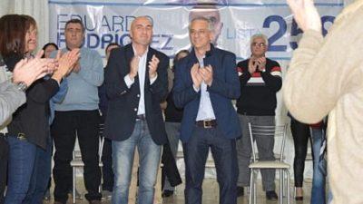 Olavarría / Eseverri rompió el silencio y dijo que su espacio trabaja para volver a ser gobierno en 2019