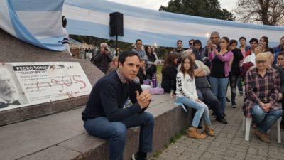 """Berisso / Mincarelli presentó la lista y lanzó """"para frenar el ajuste de Macri y Nedela"""""""