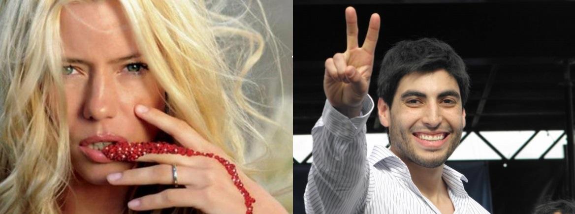 El romance de la rubia y el morocho ¿Nicole y Facundo?