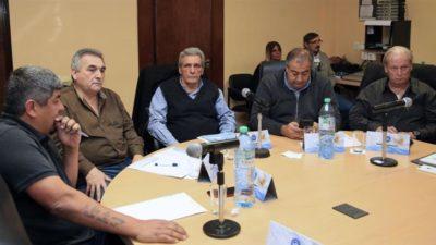 La CGT ratificó la movilización a Plaza de Mayo votada en Ferro