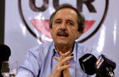 """Alfonsín salió al cruce de Bullrich y pidió """"no relativizar"""" la desaparición de Santiago Maldonado"""