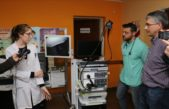 San Andrés de Giles / El Hospital Municipal adquirió un video endoscopio de última generación