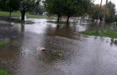 San Nicolás / comienza importante obra para evitar inundaciones en varios barrios