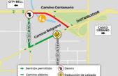La Plata / Por obras hidráulicas cerrarán 10 meses el camino centenario mano al centro