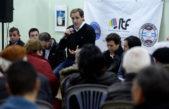 """La Plata / Garro muestra la gestión y sostiene """"para seguir transformando es importante avanzar juntos"""""""