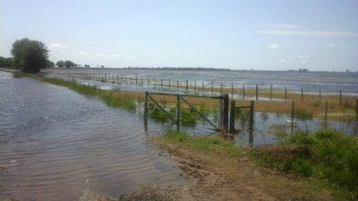 General Villegas recibió un subsidio de más de 16 millones para los afectados por las inundaciones