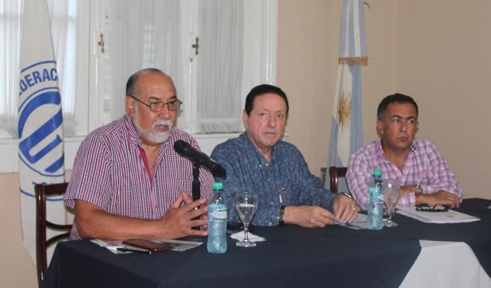 Gremios que apoyan a Cristina Kirchner se reunieron en la CGT Regional La Plata