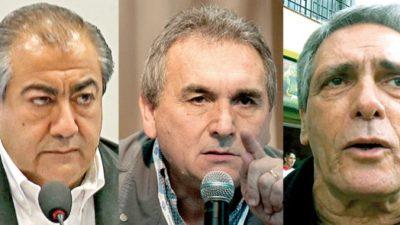 Pata Medina: en la CGT prefieren esperar a que se pronuncie la Justicia