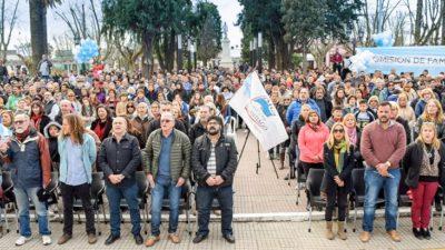 Con un encuentro interreligioso inician un plan de lucha en defensa de Astillero Río Santiago