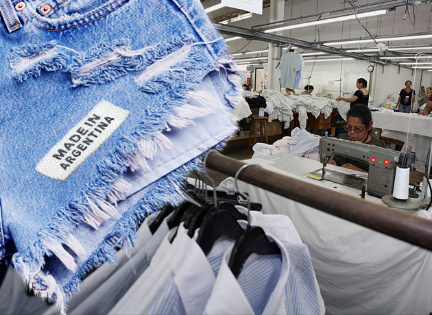 Preocupa la caída de la industria textil