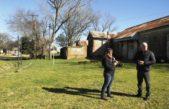 Tres Arroyos / Desde el municipio buscan re-funcionalizar el predio de la ex estación de San Mayol