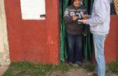 Fernández Camillo recorrió Villa Castells donde los vecinos piden mejoras en el Centro de Salud