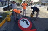 Chivilcoy / destacan la disminución de accidentes tras la prohibición del giro a la izquierda