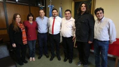 Esteban Echeverría/ Se anunció la incorporación de empleados municipales a planta permanente