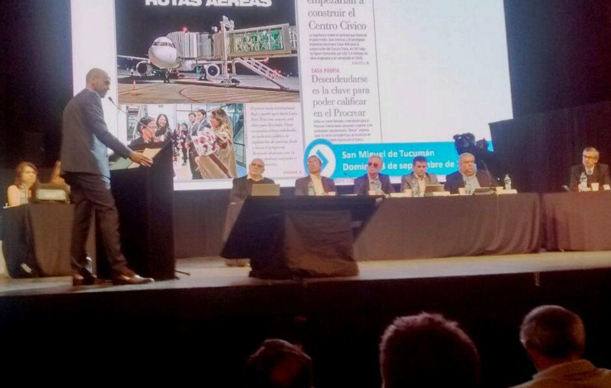 El municipio de Tres Arroyos participa de la audiencia pública por solicitud de rutas aéreas